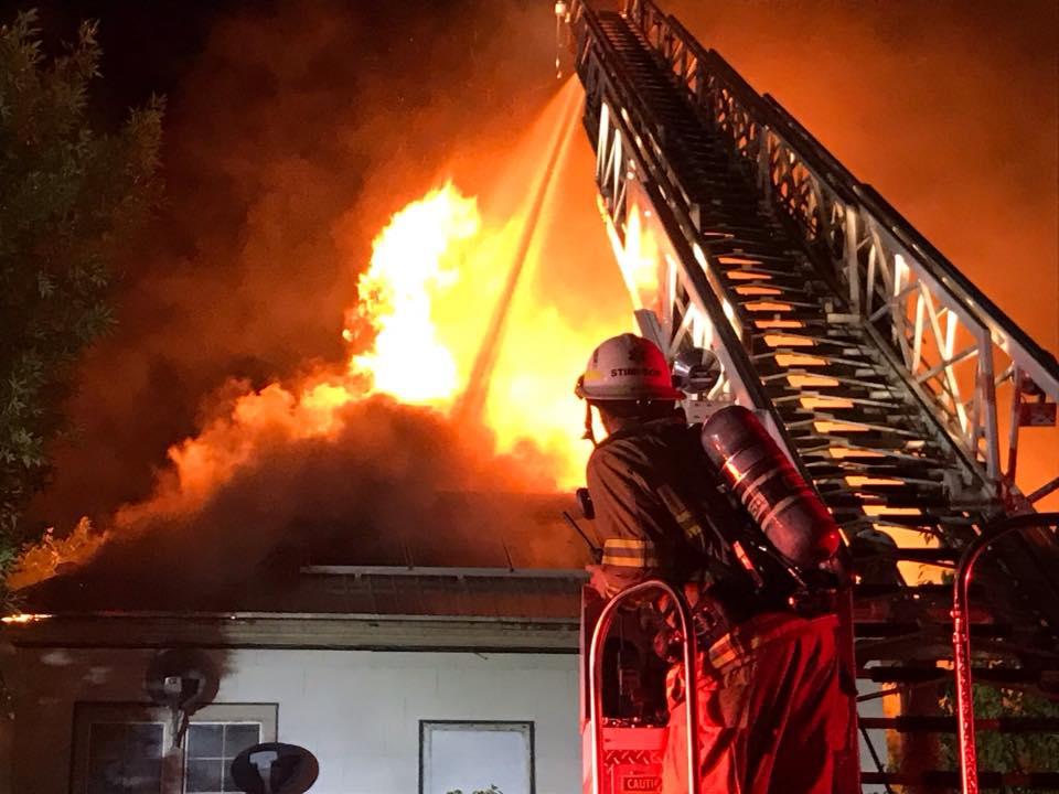 Lyndale Avenue Fire