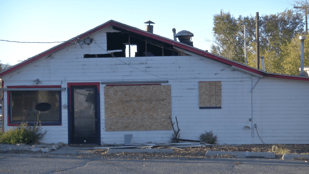Red Roof Cafe Fire