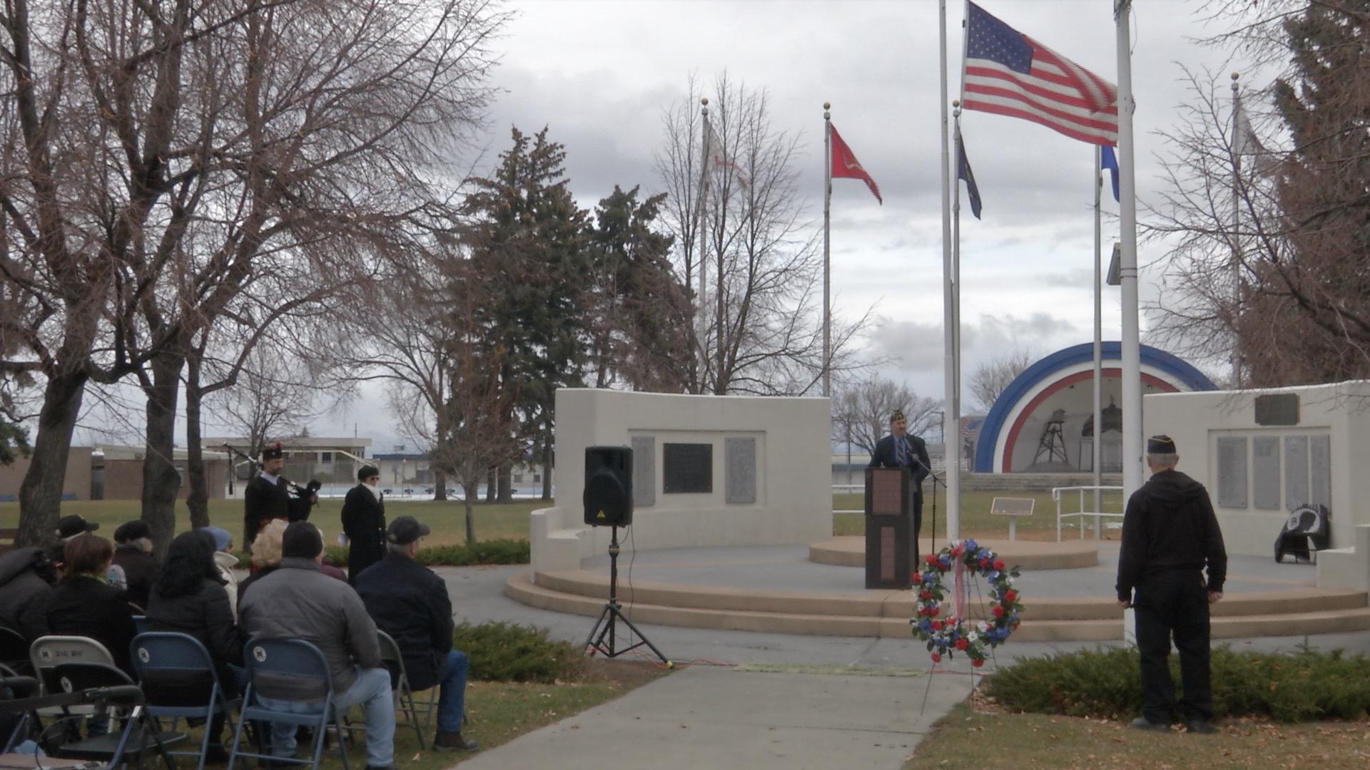 Helena Veterans Day