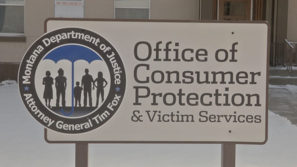 Montana Office of Consumer Protection
