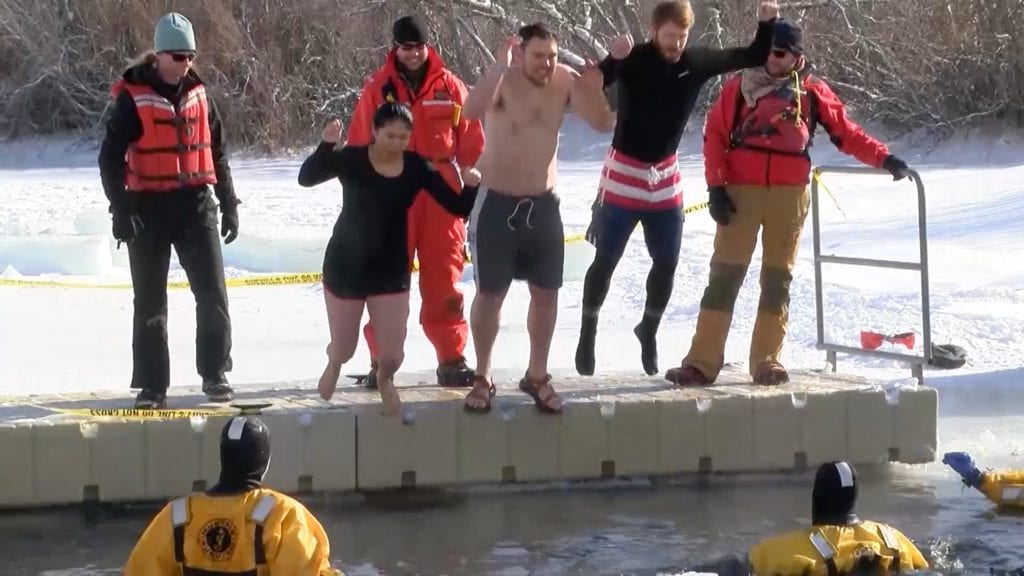 2018 Sweetheart Passion Plunge