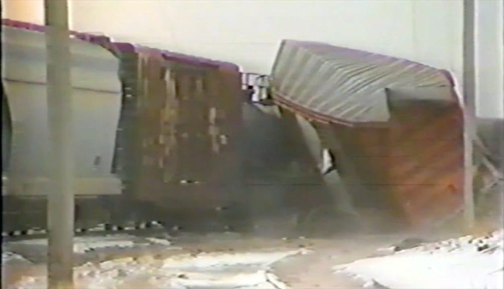 KTVH Train Explosion