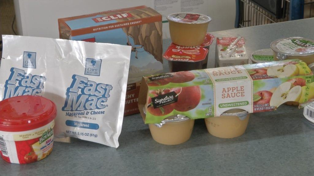 Kid Pack Foods