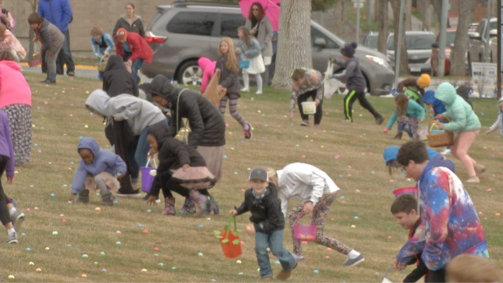 Capitol Easter Egg Hunt