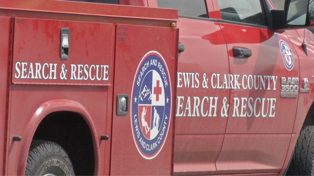 Lewis and Clark Search and Rescue
