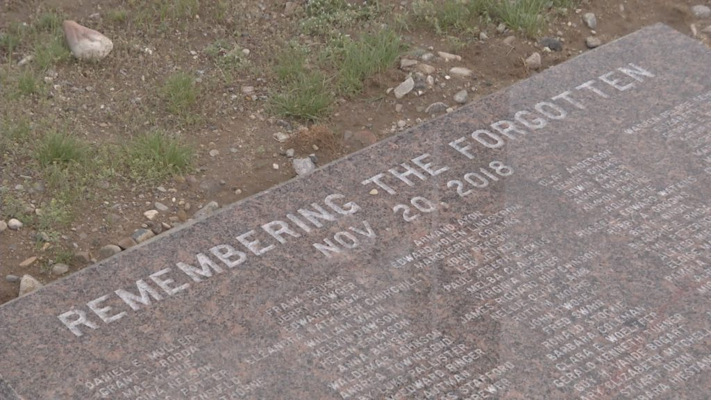 Remembering the Forgotten
