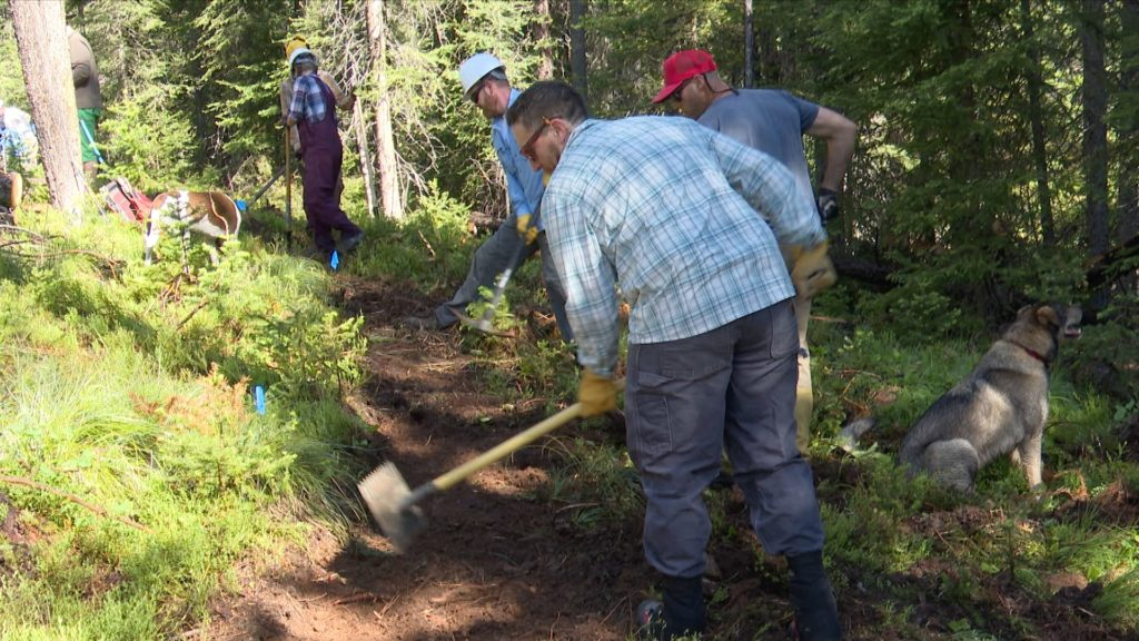 Kading Grade Trail Project